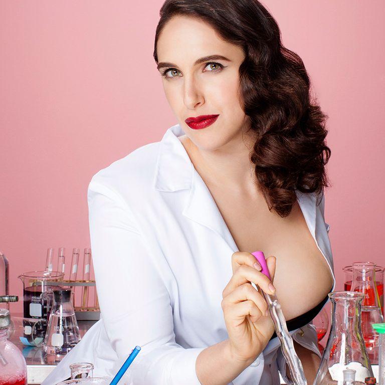Megan Amram Interview - Megan Amram Science…For Her!