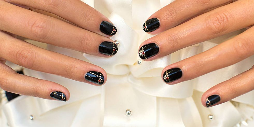Nail art designs for new years eve – Great photo blog about manicure ...