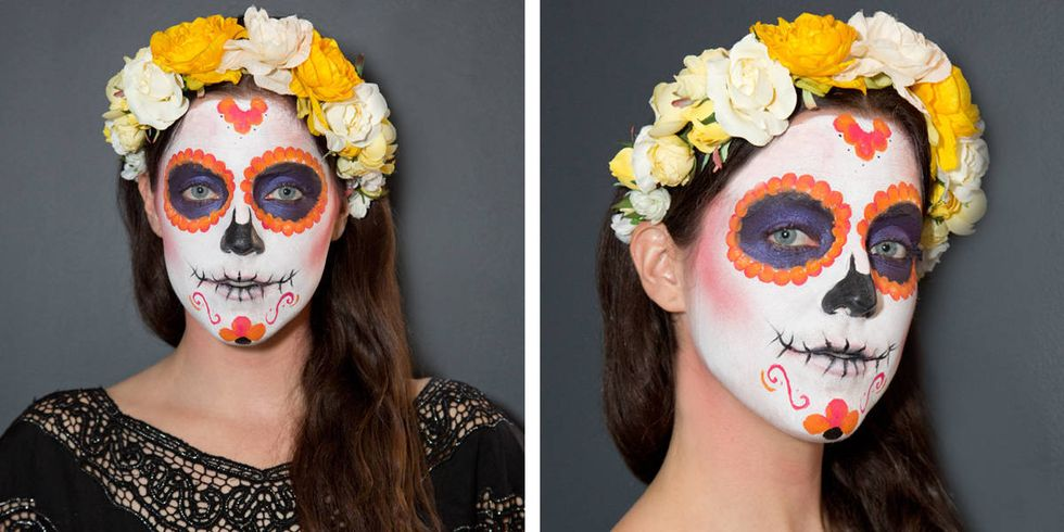 Day of the Dead Night of the Dead Dia de Muertos Noche