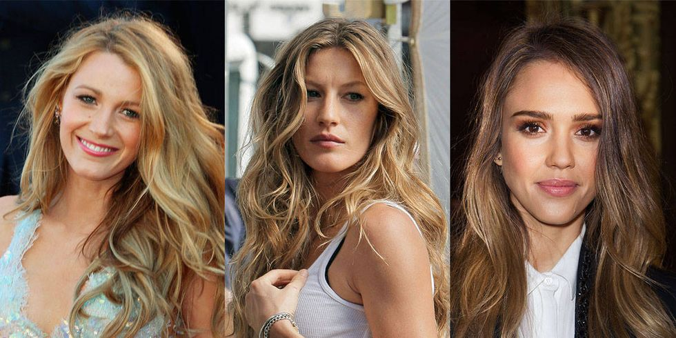Strange Most Requested Long Hairstyle How To Get Gisele39S Long Wavy Hair Short Hairstyles Gunalazisus