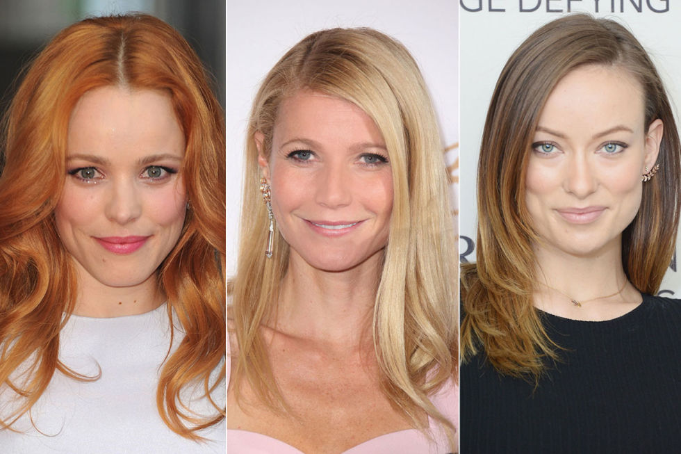Celebrities With Mid Length Hair Medium Length Hairstyles