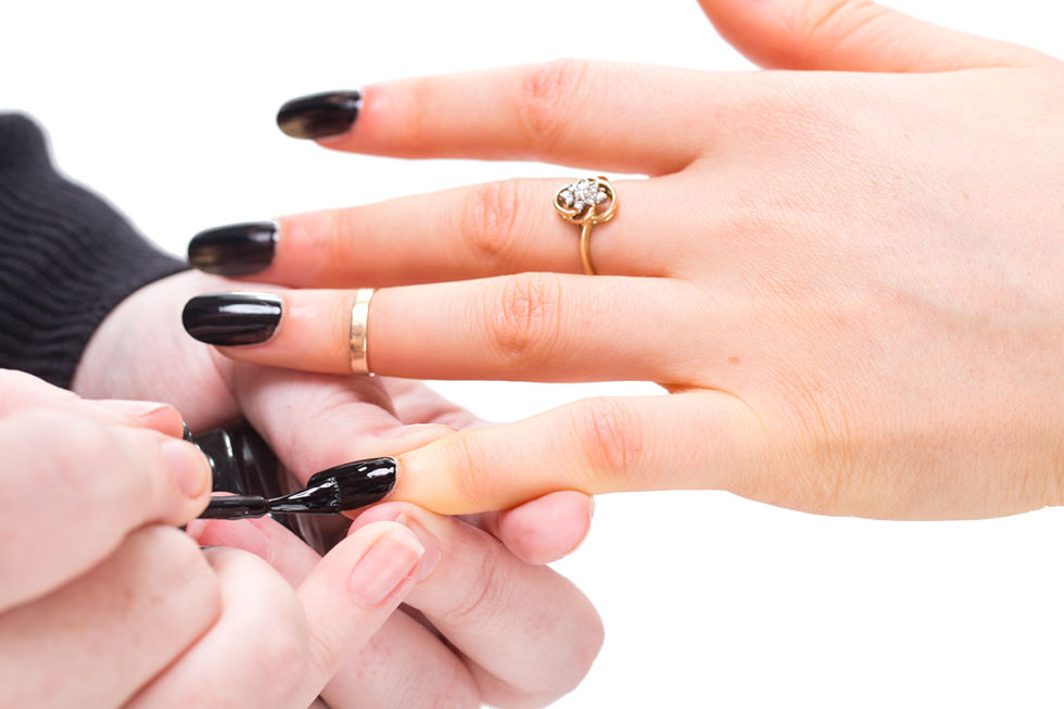 4 Halloween-Inspired Nail Colors - College Fashion