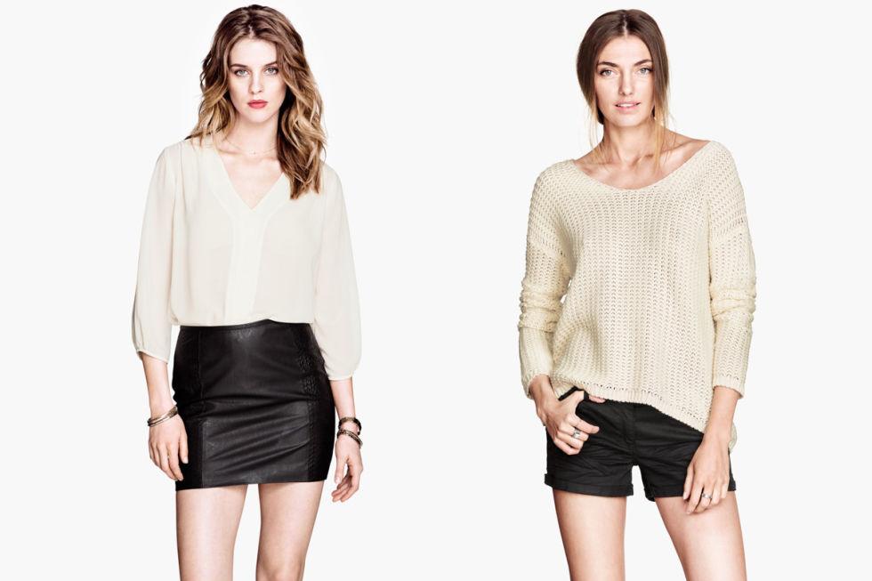 H&M Shop Online - Editor Picks of H&M E-Commerce Clothes