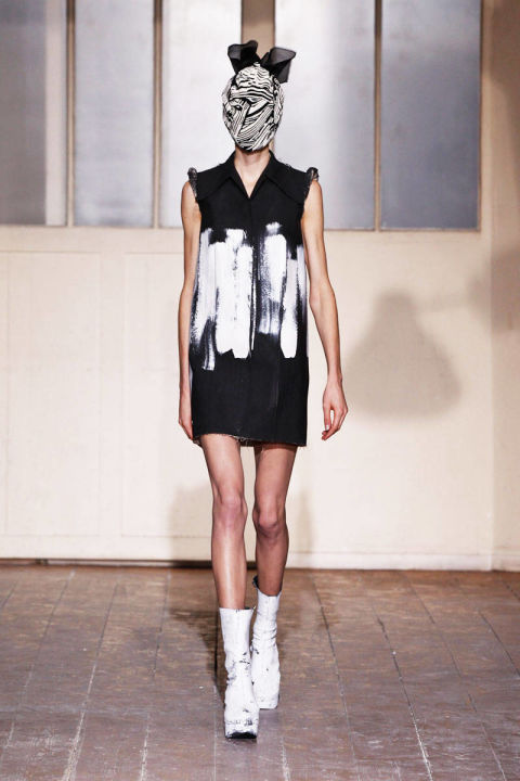 Maison martin margiela spring 2013 couture runway maison for Margiela haute couture
