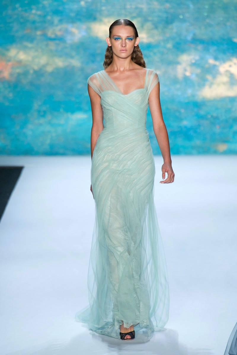 Monique Lhuillier Wedding Dresses Spring Summer 2013 Collection ...
