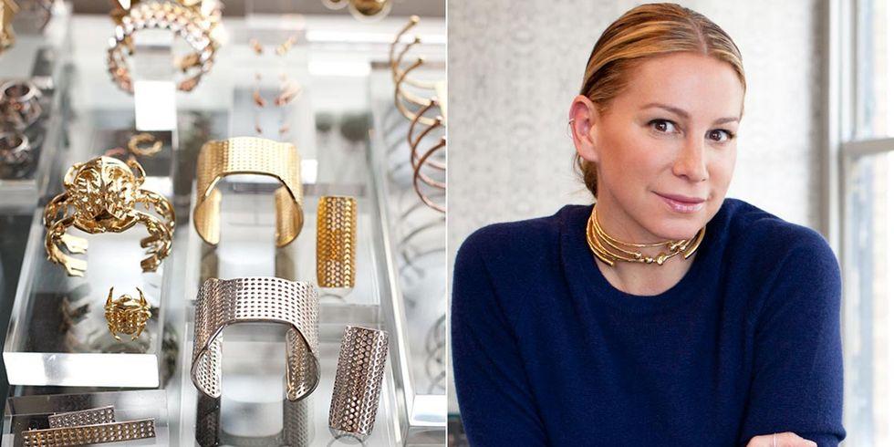 The Untold Story of Jennifer Fisher - Jewelry Designer Jennifer Fisher