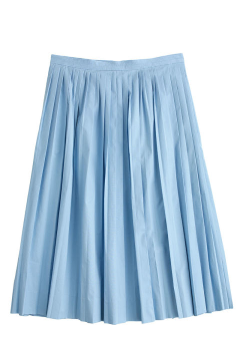 Perfect Pleated Skirts - Best Spring Skirts