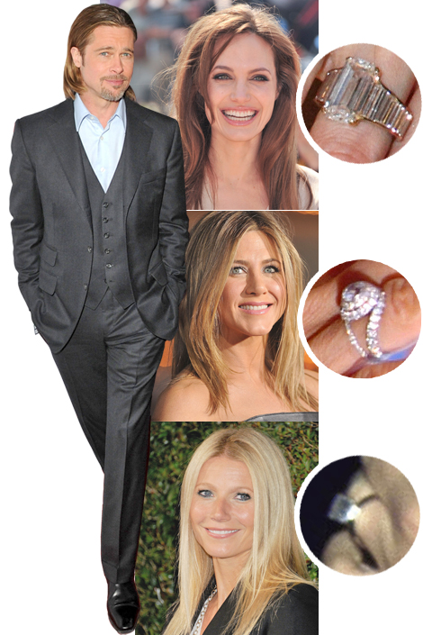 who got the better ring - Jennifer Aniston Wedding Ring