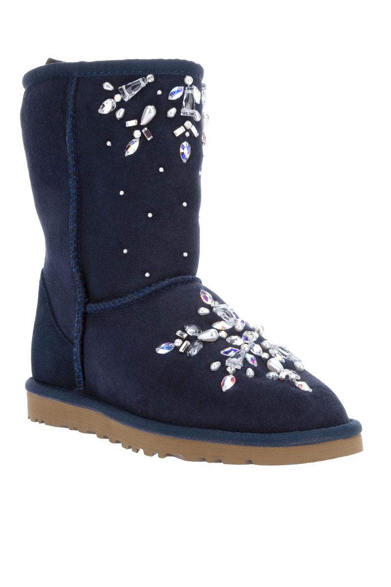 Chic Snow Boots - Designer Snow Boots