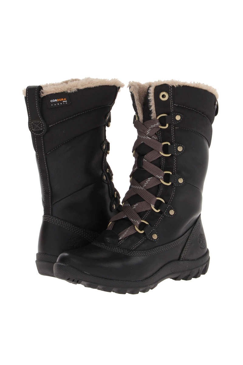 Chic Snow Boots - Designer Snow Boots