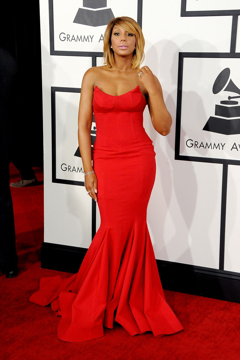 Red Carpet Dresses Grammys 2014 - Celebrities Photos Grammys 2014