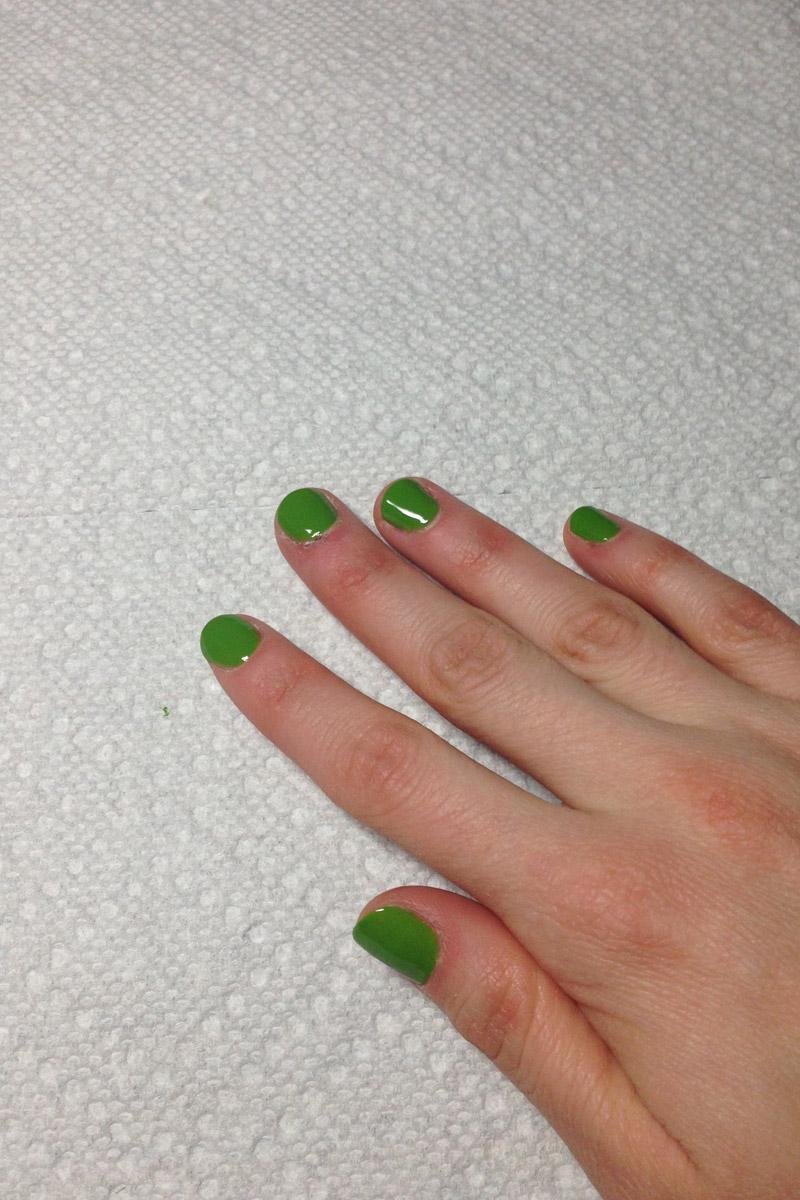 Amazing Seahawks Nails Art Collection - Nail Art Ideas - morihati.com