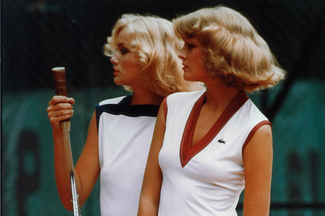 10 Vintage Pics That Prove Tennis Is The Chicest Sport