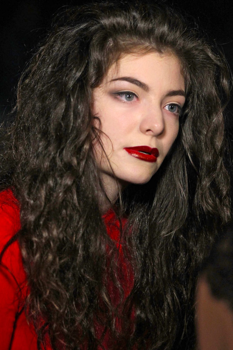 An Ode To Lorde S Untouchable Lipstick Game Lorde S