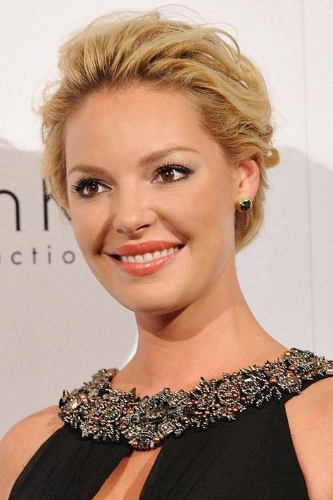 hair styles for weddings katherine heigl hair katherine heigl hairstyles 3463