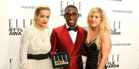 Women with More Style in The World Gathered at The Elle Style Awards