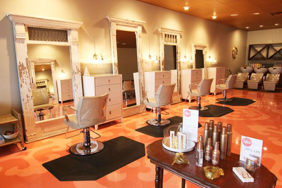 Best flooring for hair salons gurus floor for A fresh start beauty salon